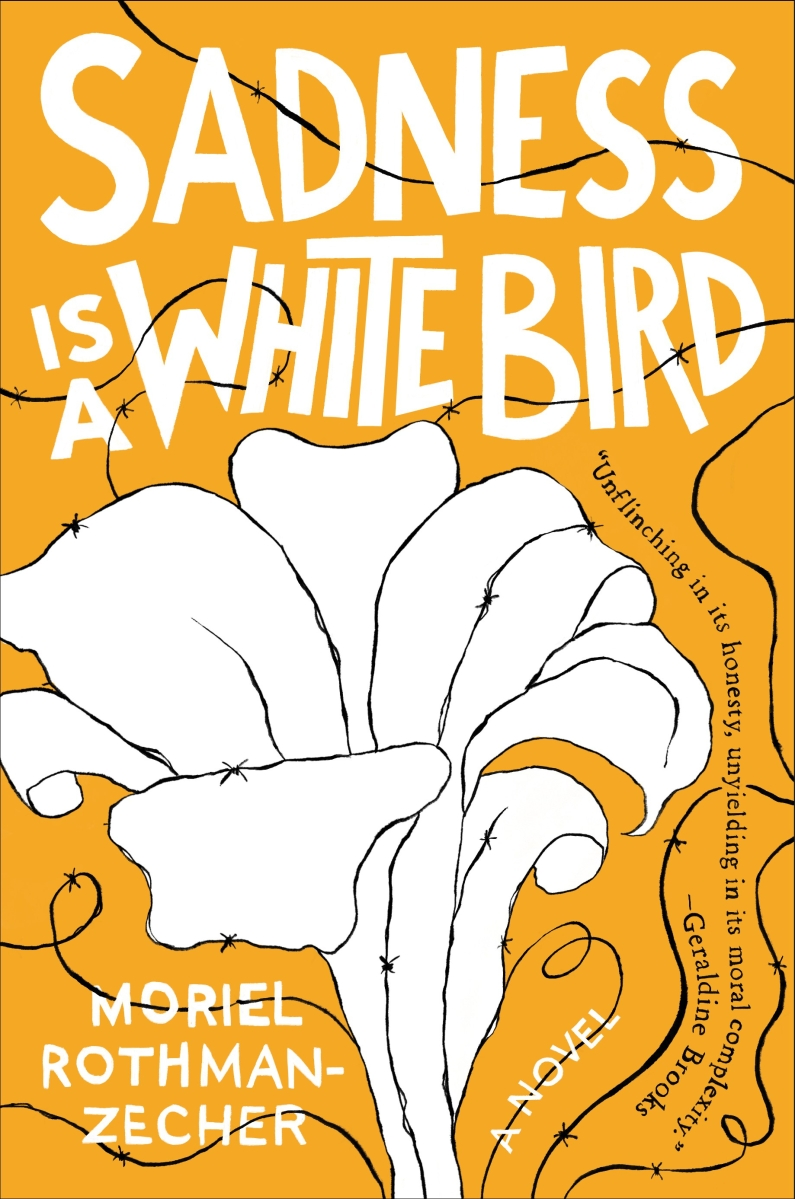 Sadness Is a White Bird - Book Tour (Feb-March 2018)