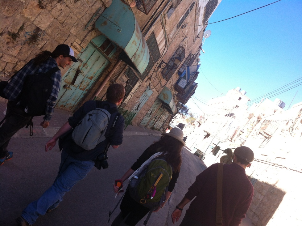 All That's Left arrives in Hebron.