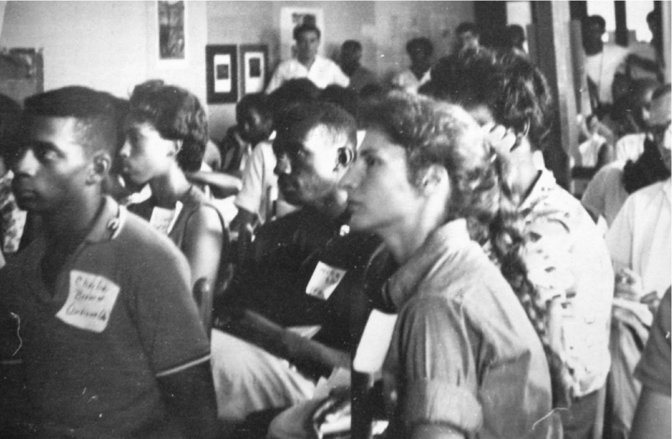 Volunteers in the 1964 Mississippi Freedom Summer