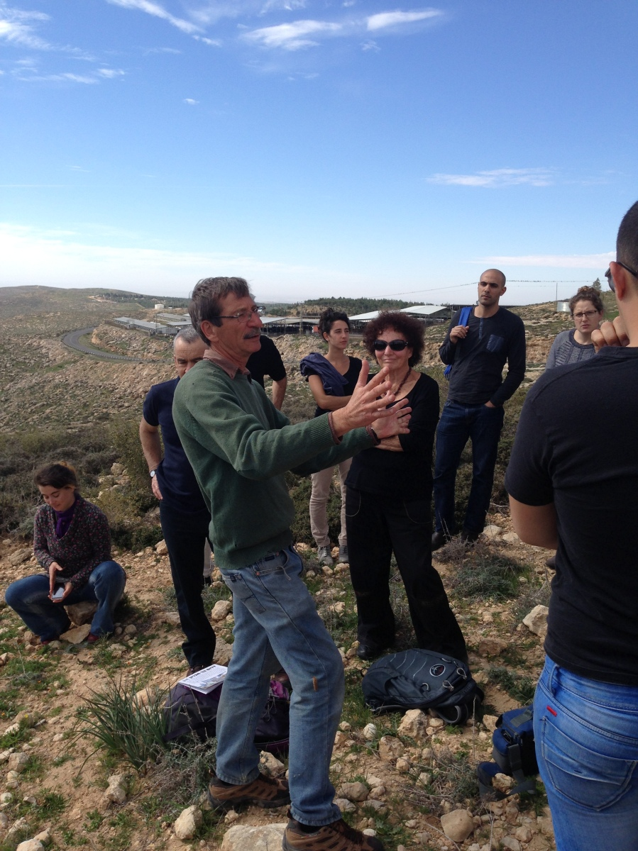 16 Snapshots from an Activist Tour to the South Hebron Hills