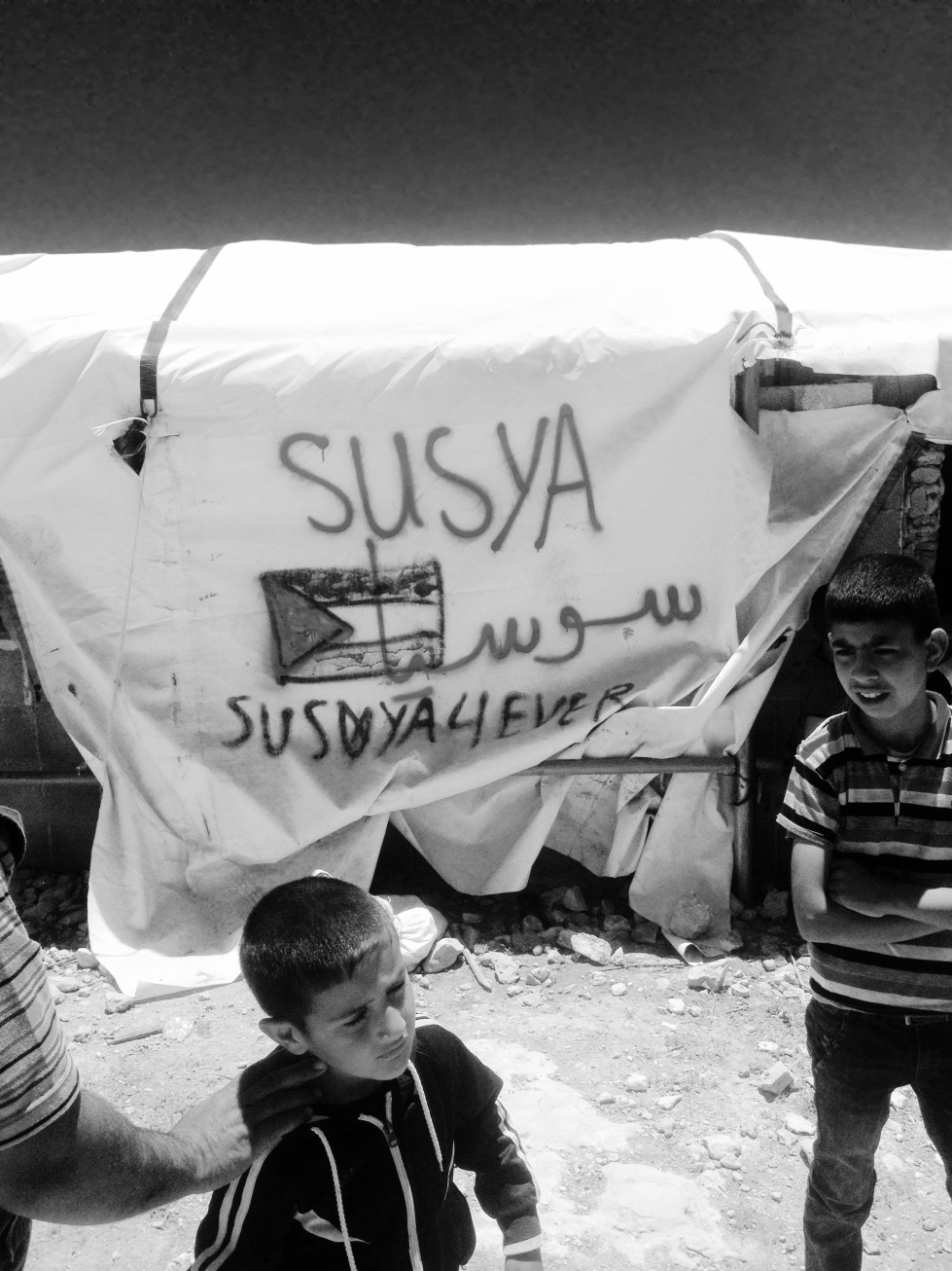 This struggle is not new to Susiya. That does not make it any less heartbreaking.